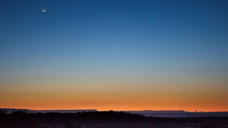 Tsaile, Arizona