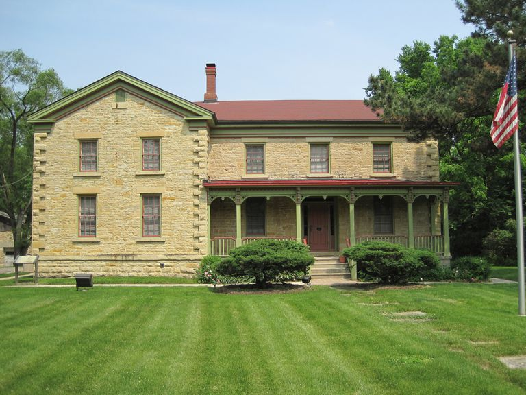 Fitzpatrick House at Lewis University