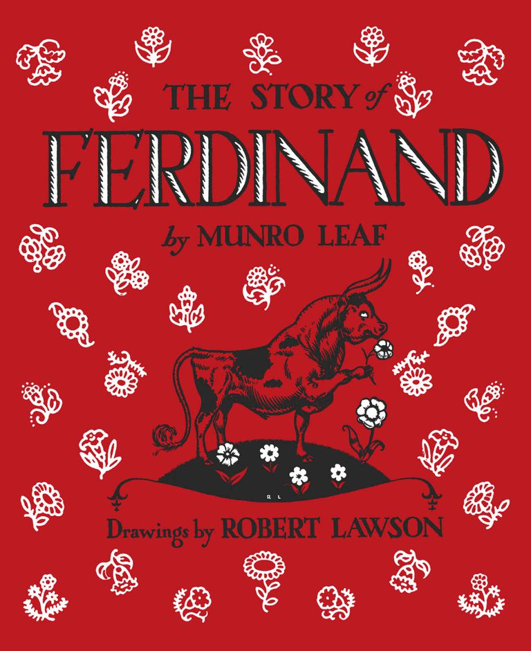 The Story of Ferdinand book cover