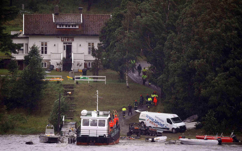 Noruega fa front a les seqüeles d'atacs extremistes