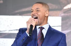 Will Smith, a celebrity who learned Spanish