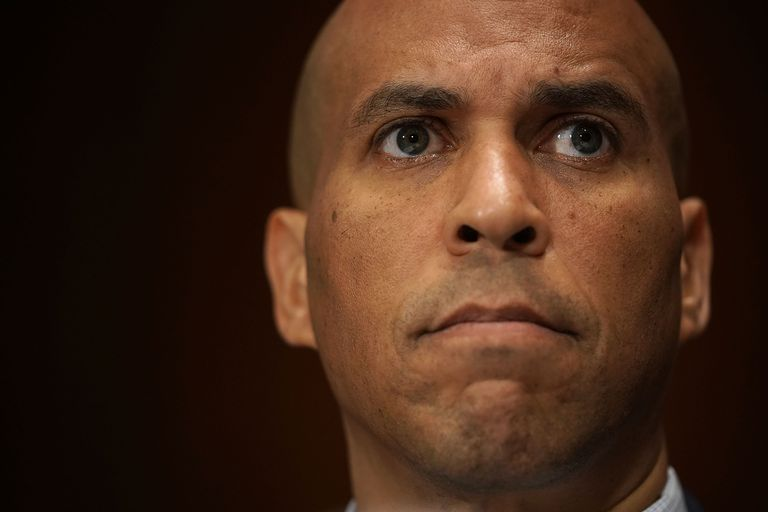 U.S. Sen. Cory Booker of New Jersey