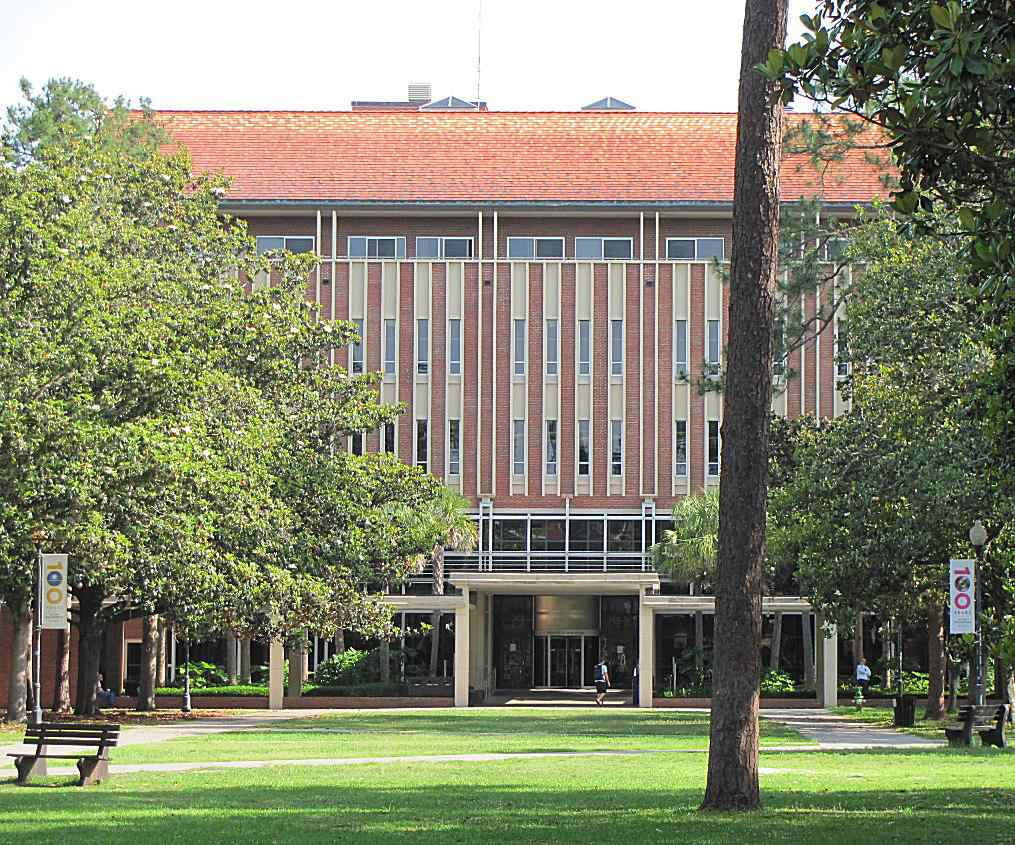 University of Florida Library West