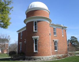 Albion College Observatory