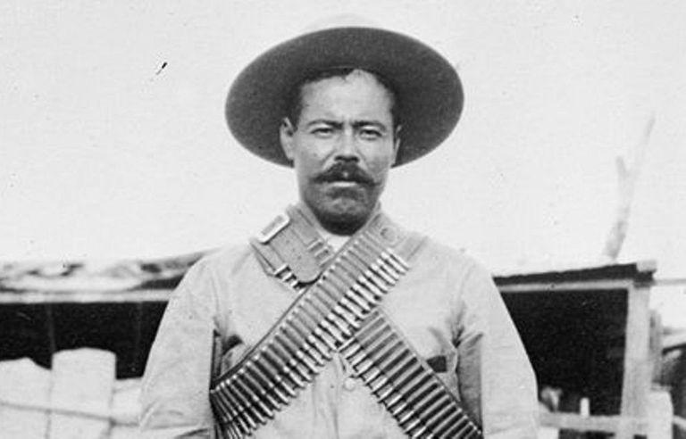 Revolutionary Pancho Villa