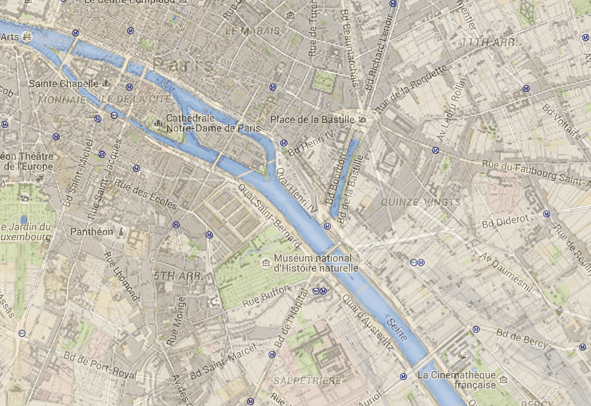 Historical Map Overlays For Google Maps And Google Earth - Historical aerial maps