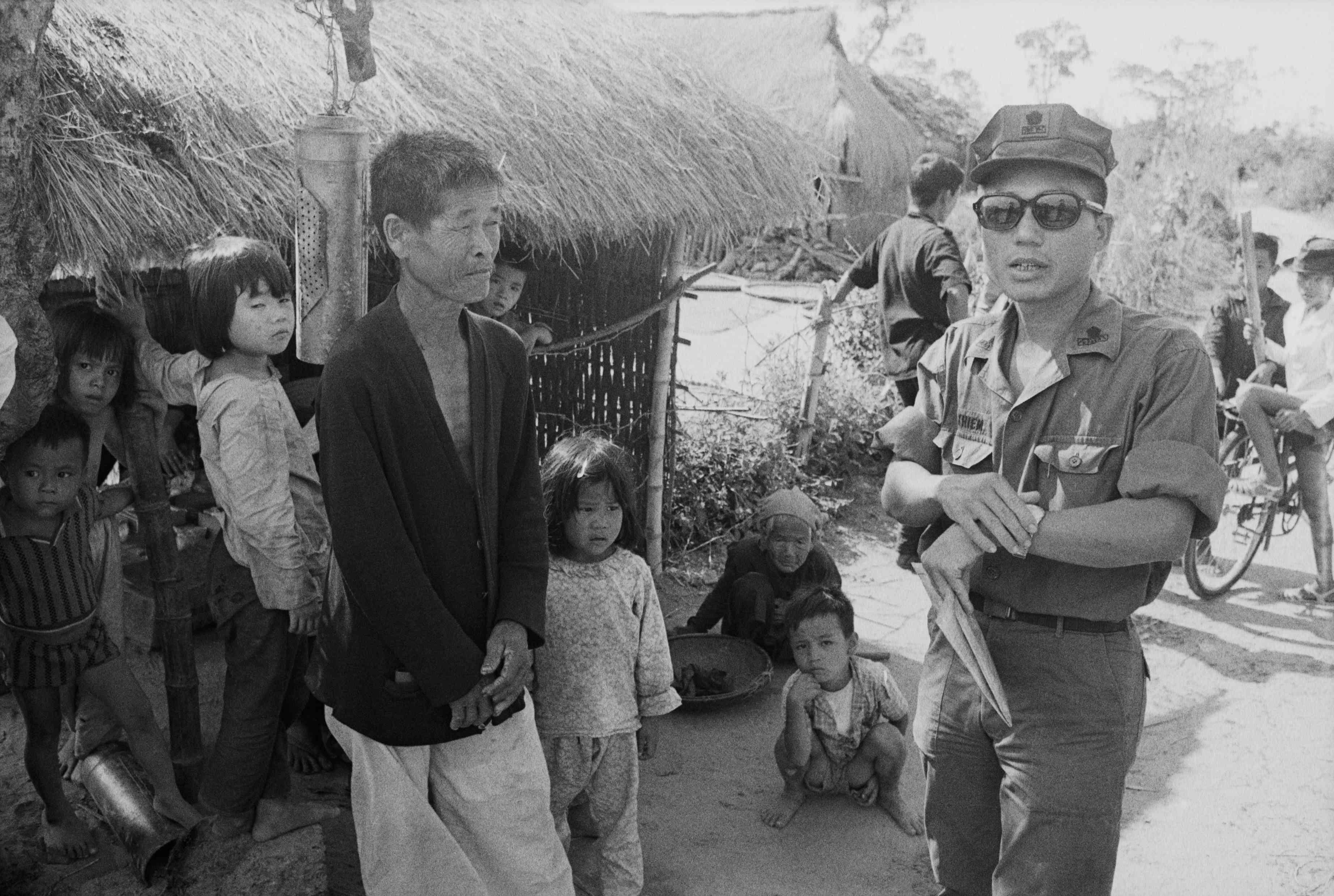My Lai Massacre Survivor