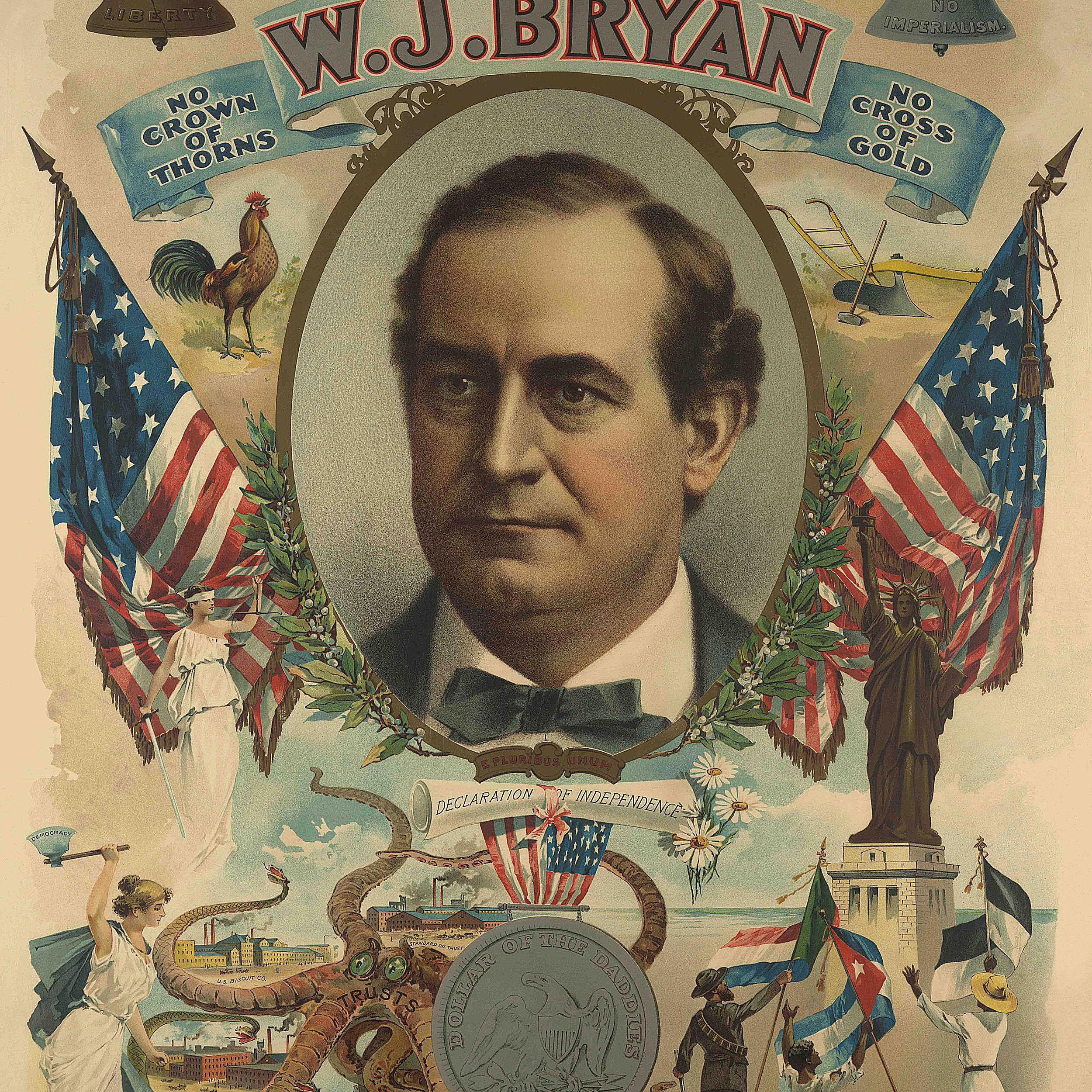 William Jennings Bryan: Candidate for President