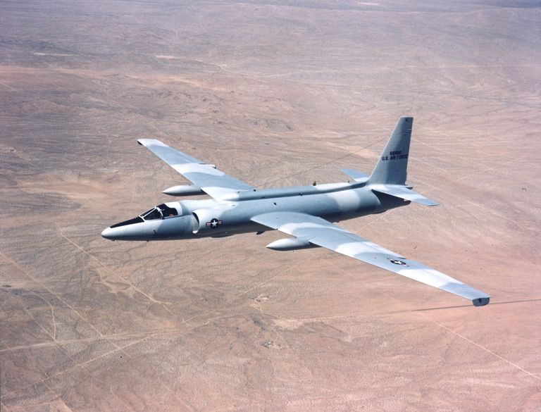Lockheed U 2 US Air Force