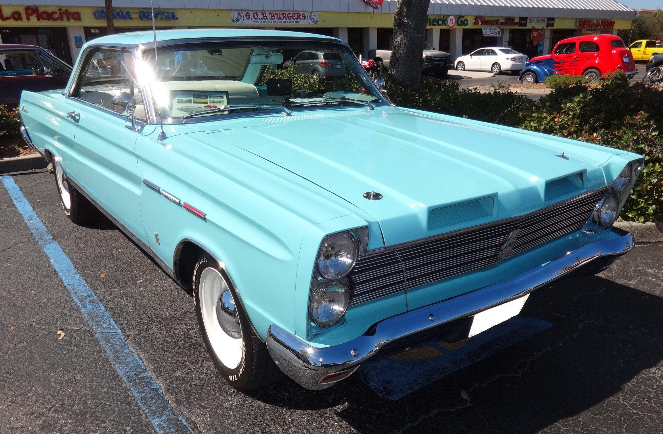 The 1965 Mercury et Caliente Is Hot