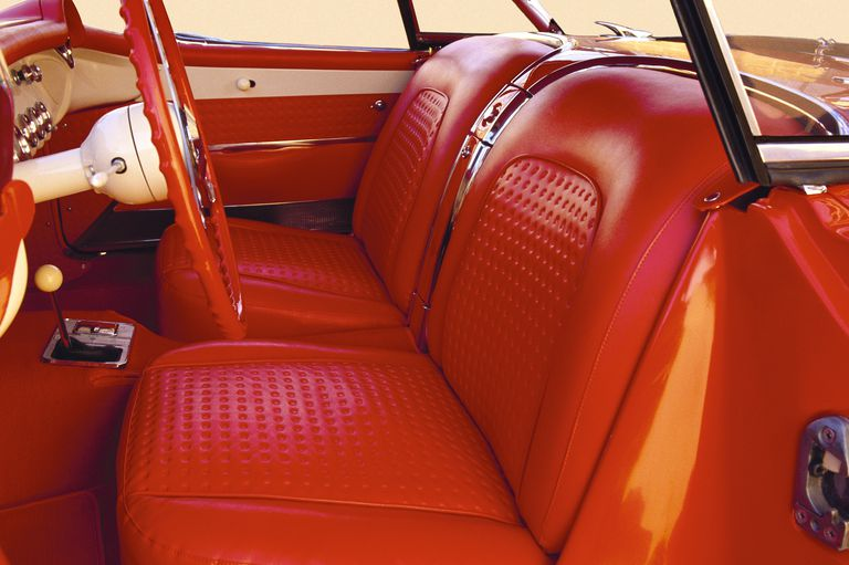 1957 Chevrolet Corvette Interior
