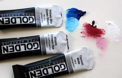 Can You Mix Different Brands Of Acrylic Paint