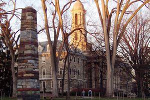 Obelisk at Penn State University