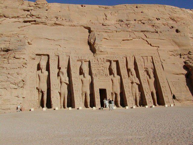 Abu Simbel Lesser Temple