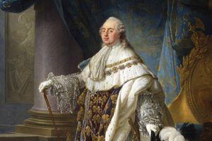 Antoine-François Callet - Louis XVI, roi de France et de Navarre (1754-1793)