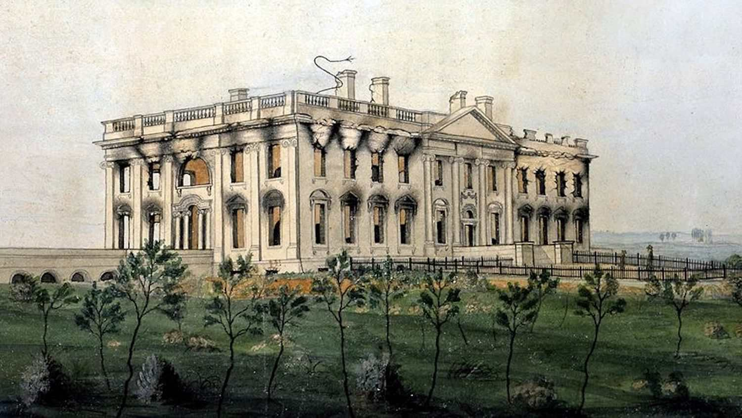 The President's House by George Munger