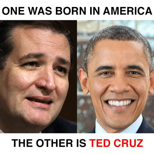 Funniest Ted Cruz Memes and Pictures