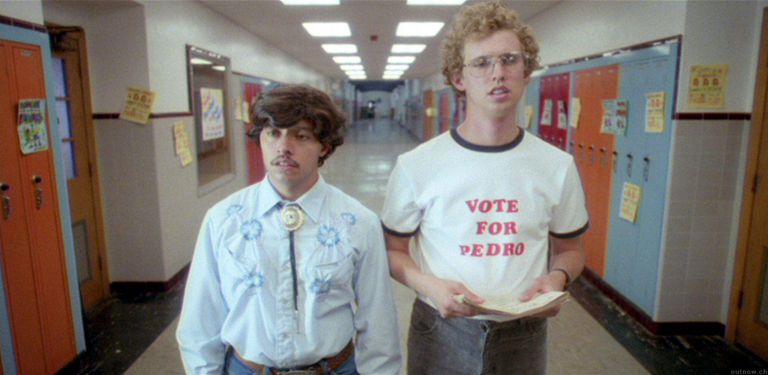 Still from 'Napoleon Dynamite'