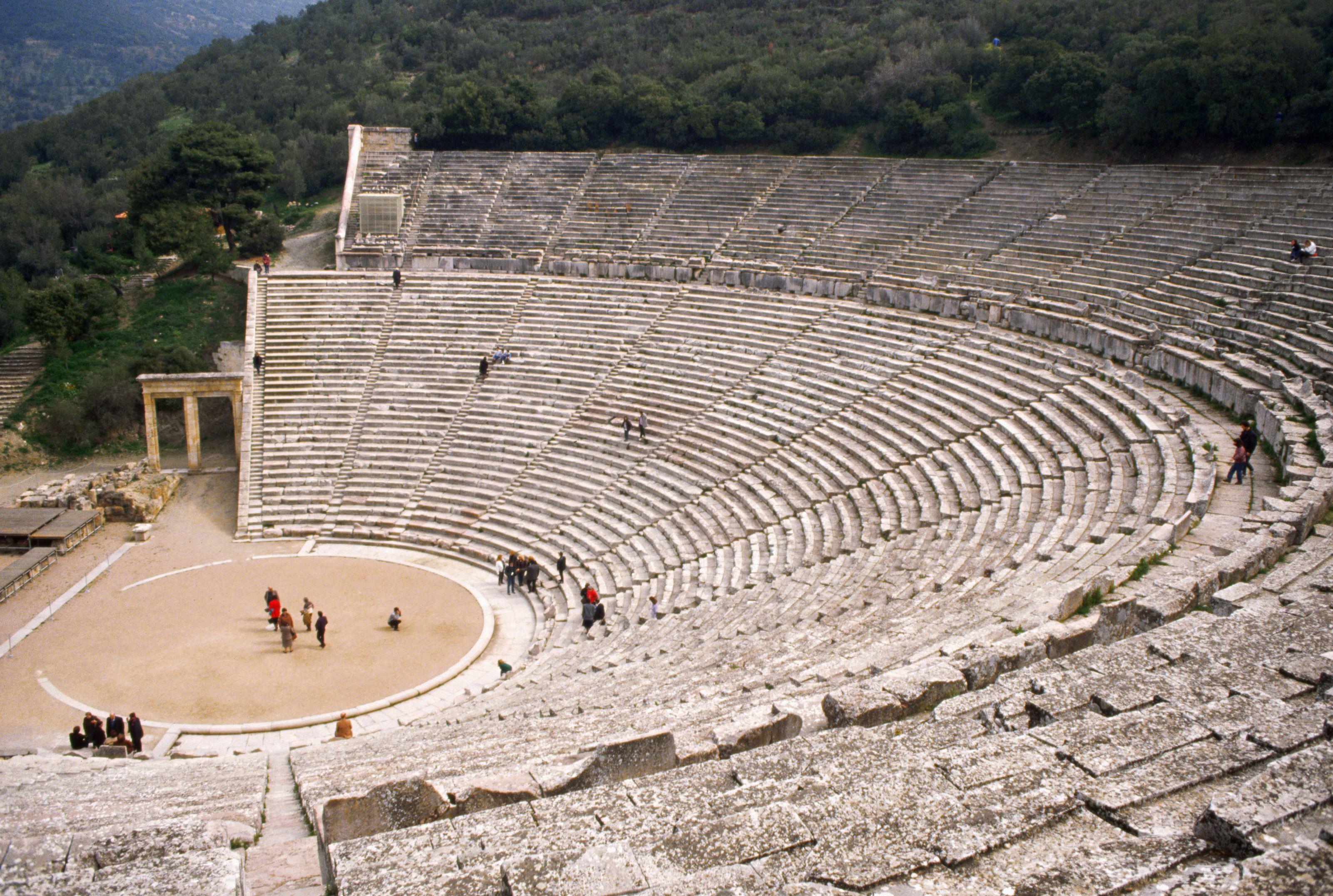 The Theater of Epidauros