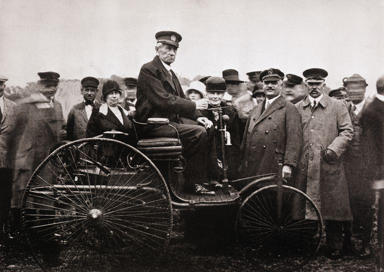 Who Invented The Automobile >> Karl Benz And The First Practical Automobile