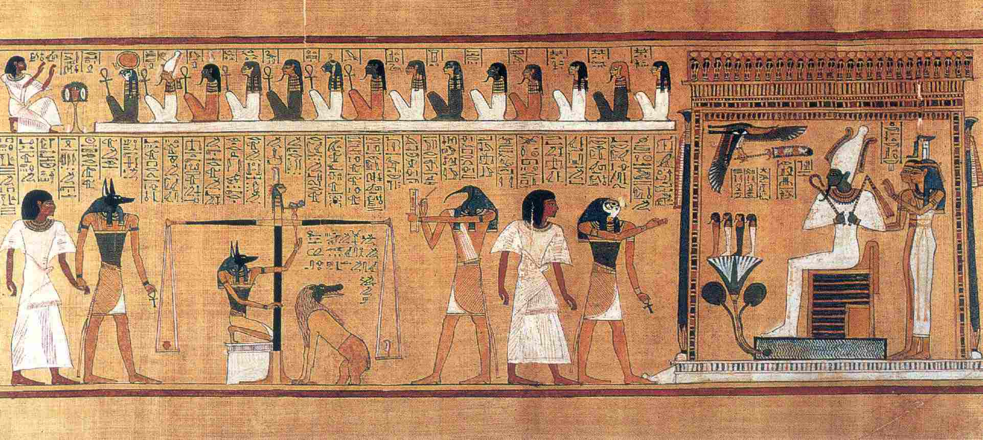 Monsters and Mythical Creatures of Ancient Egypt