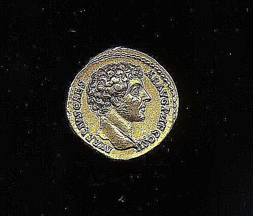 Marcus Aurelius Coin