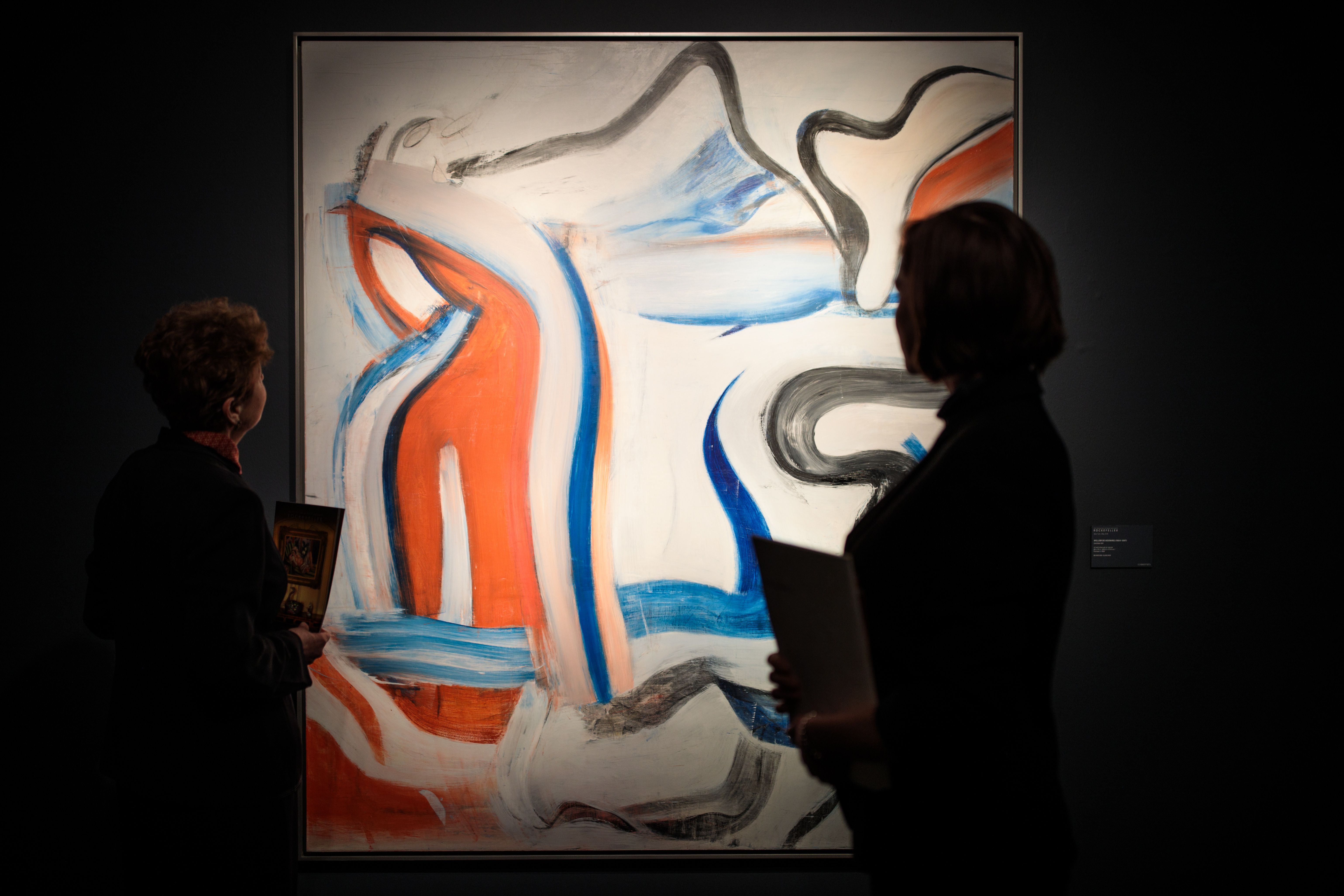Christie's Show Auction Highlights From The Collection Of Peggy And David Rockefeller