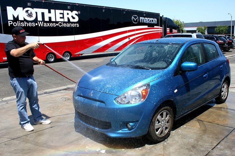 No Scrub Car Wash Soap