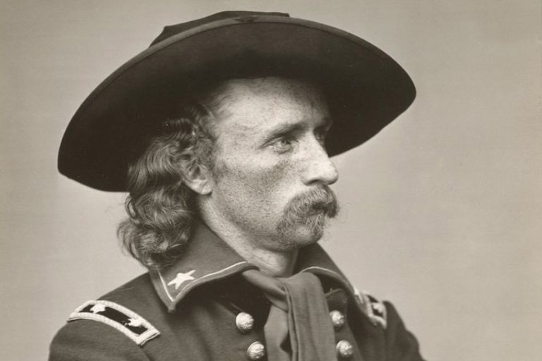 Custer during the Civil War