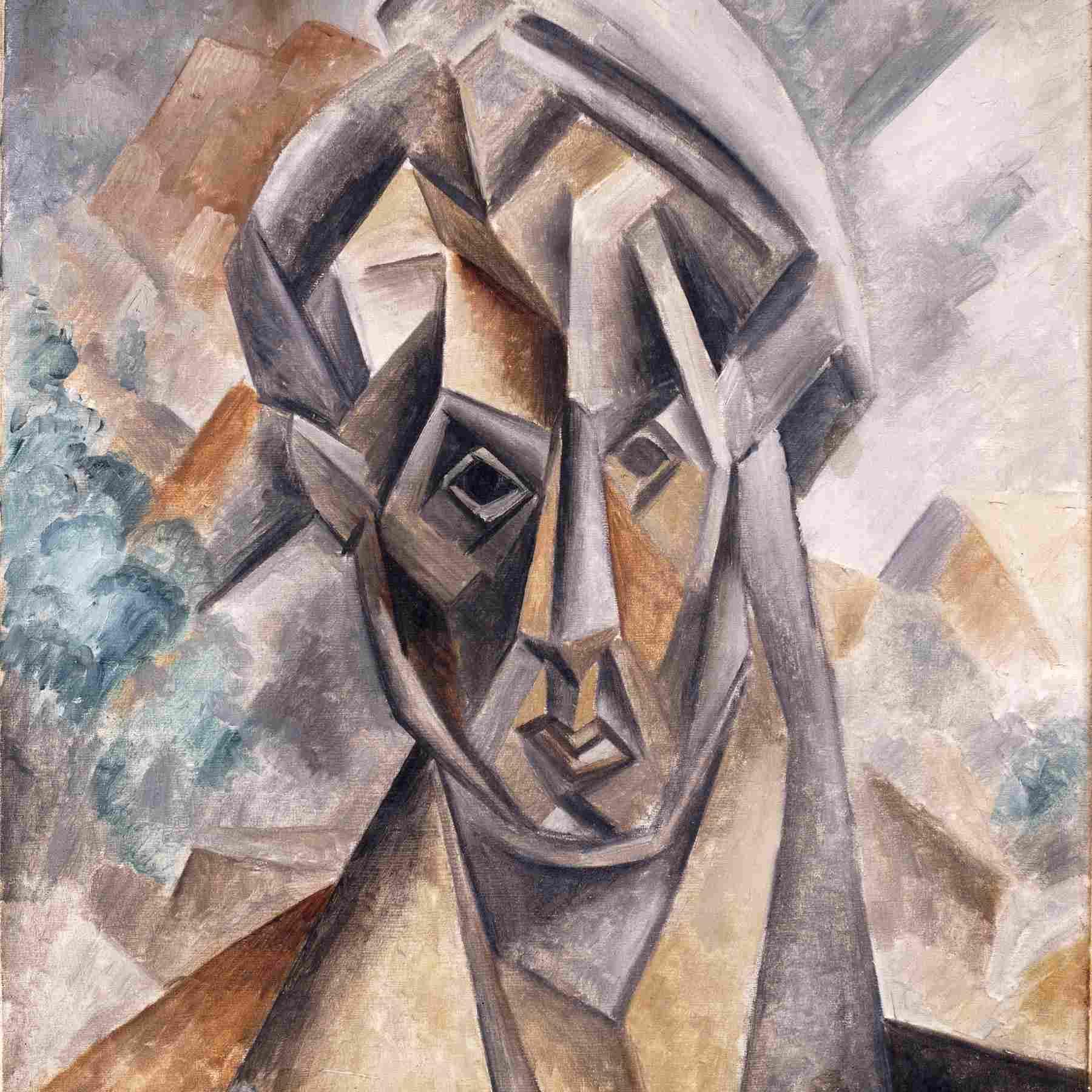 Pablo PicaГџo Kubismus Werke