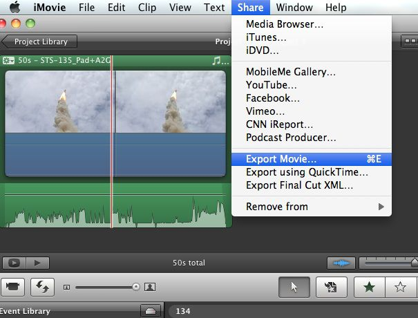 how to replace audio in imovie step 4 export your movie