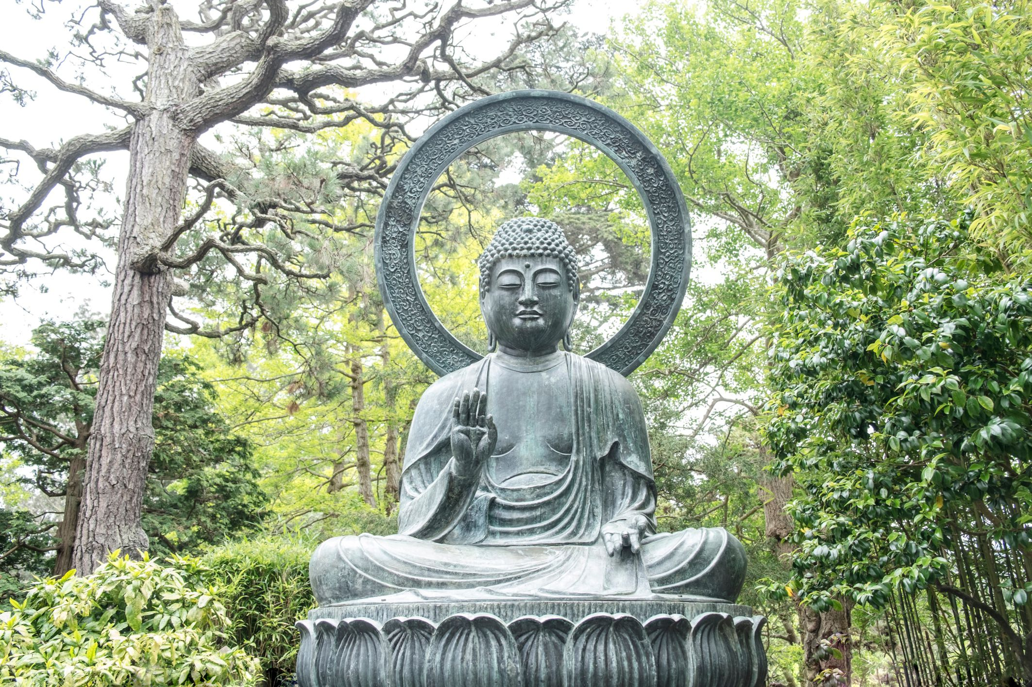 The Six Perfections of Mahayana Buddhism