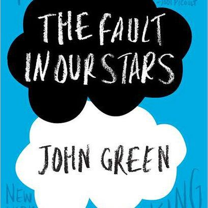 Portada del libro The Fault in Our Stars