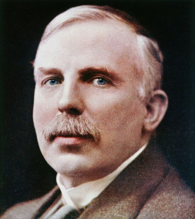 Rutherfordium is named in honor of Ernest Rutherford, the father of nuclear physics.