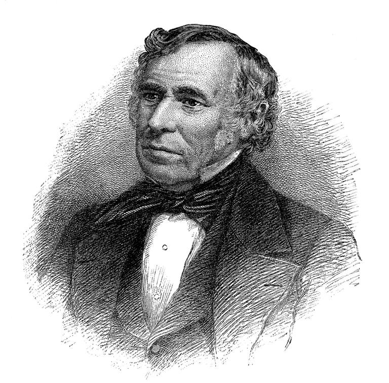 Zachary Taylor,12th President of United States