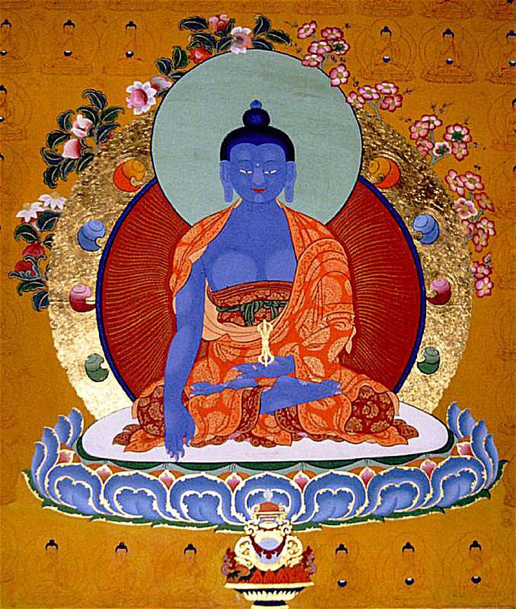 The Five Dhyani Buddhas Symbols Of Consciousness