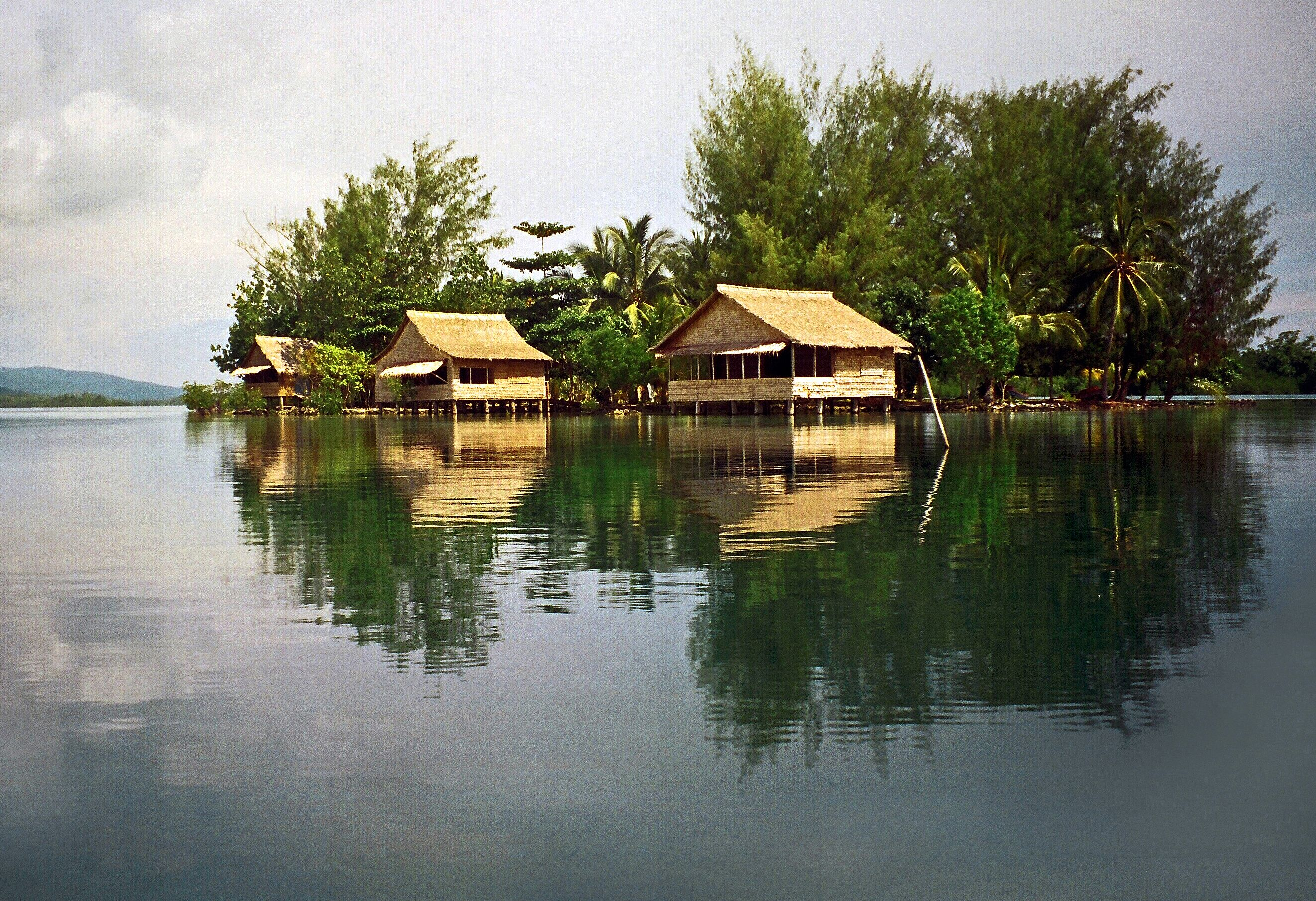 Life on the Lagoon - Solomon Islands