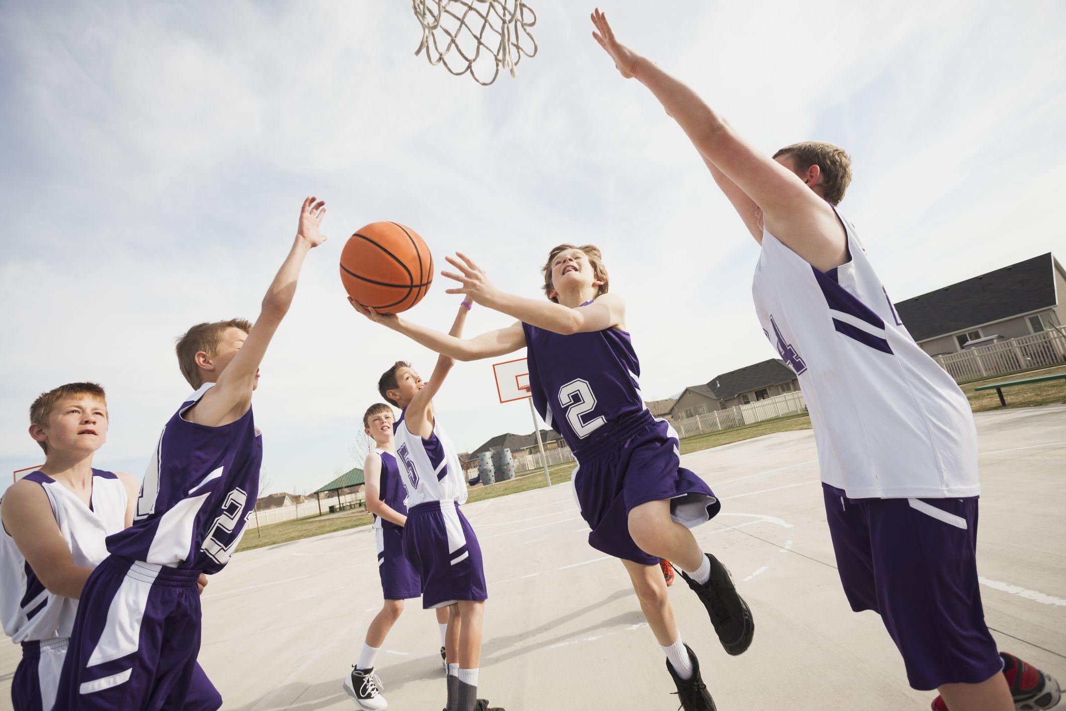leziuni la baschet tratament de hipeartroză la genunchi