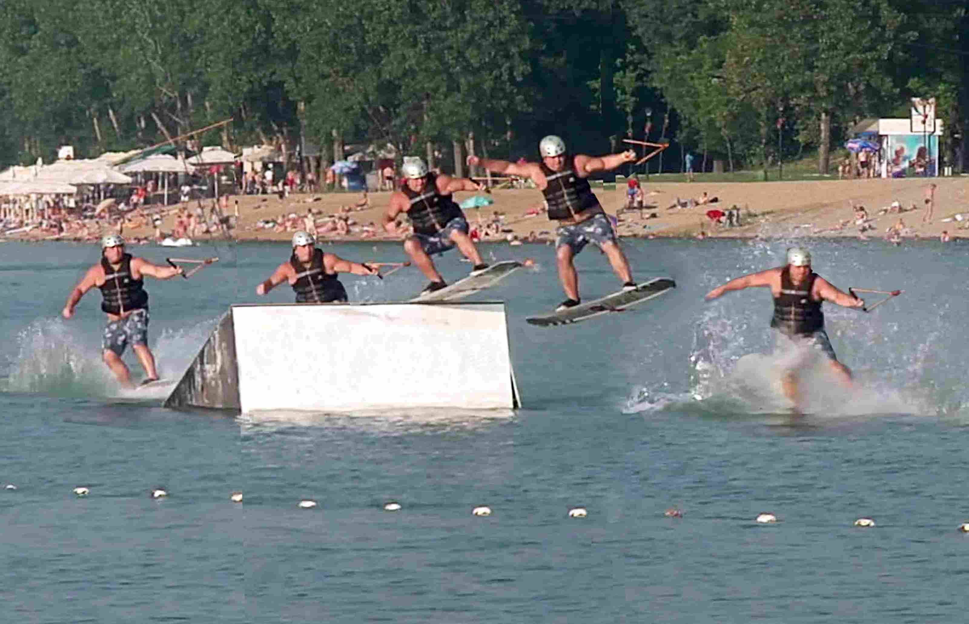 how to start wakeboarding at a cable park