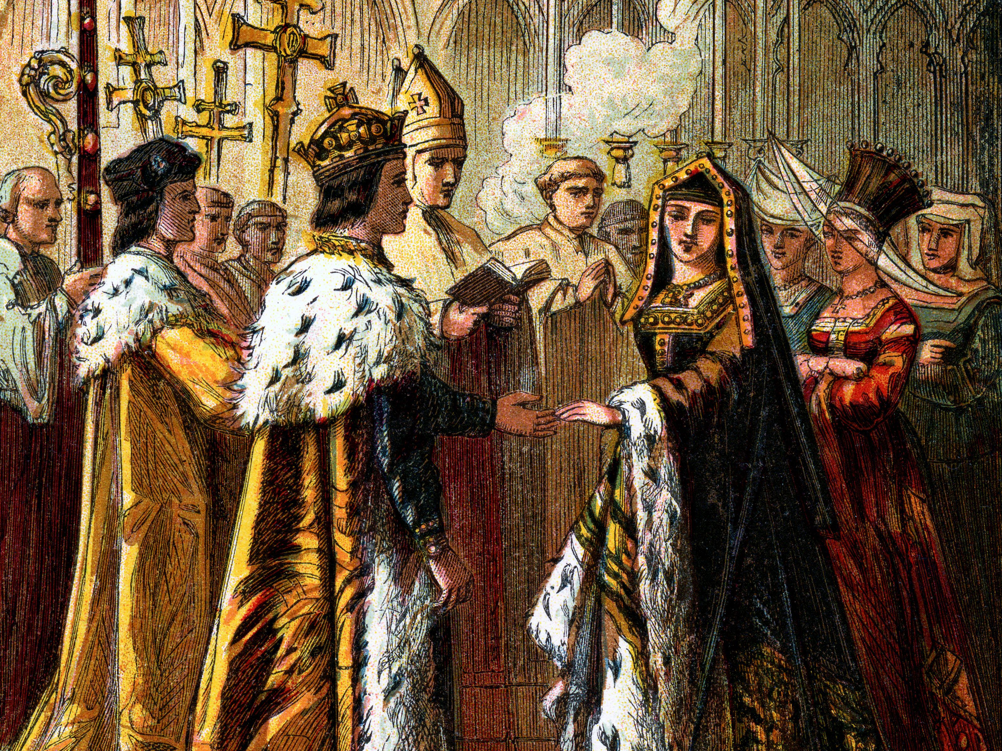 Ancestry, Siblings and Children of Elizabeth Woodville
