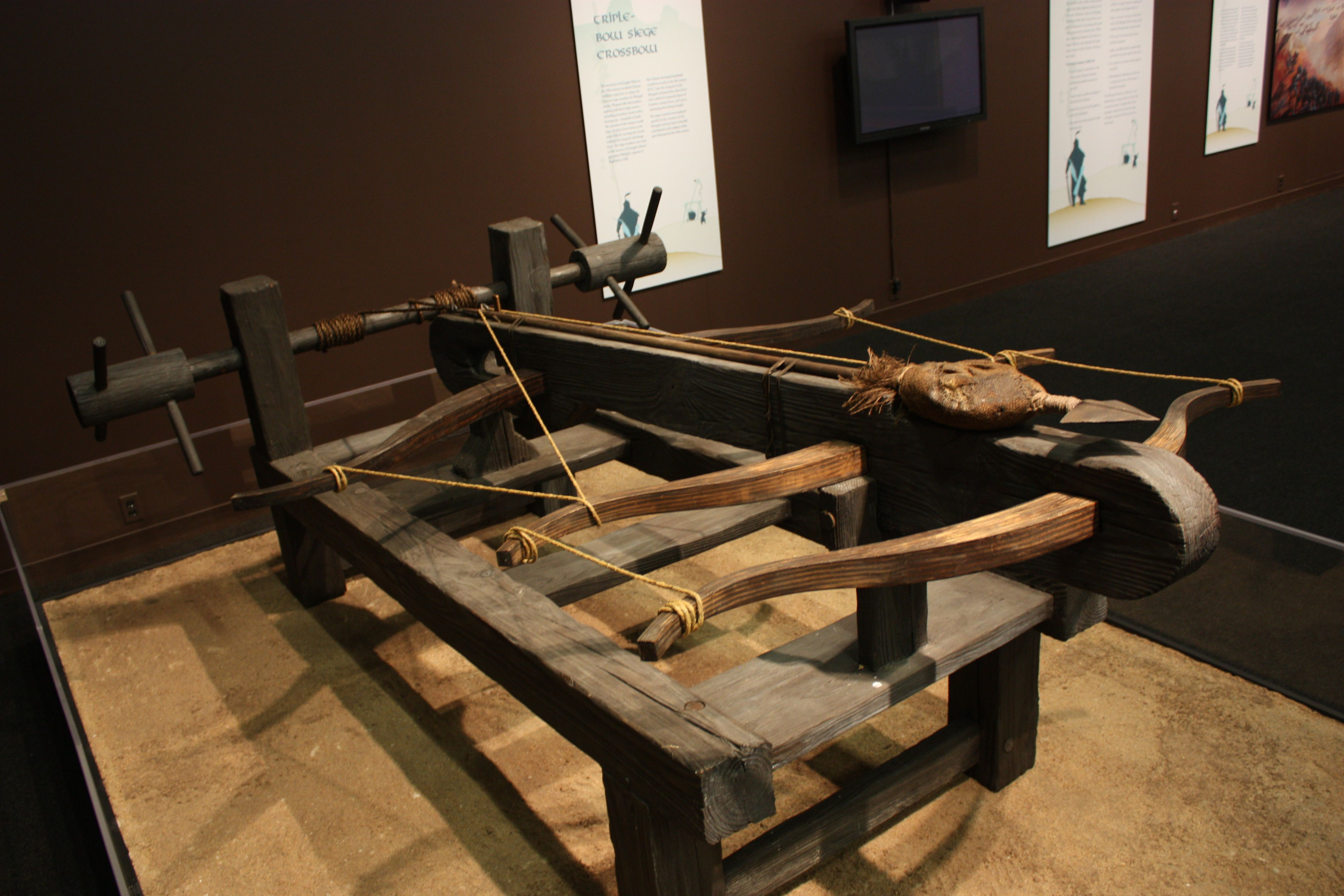 Genghis Khan's hordes had incredible archery skills, especially from horseback.