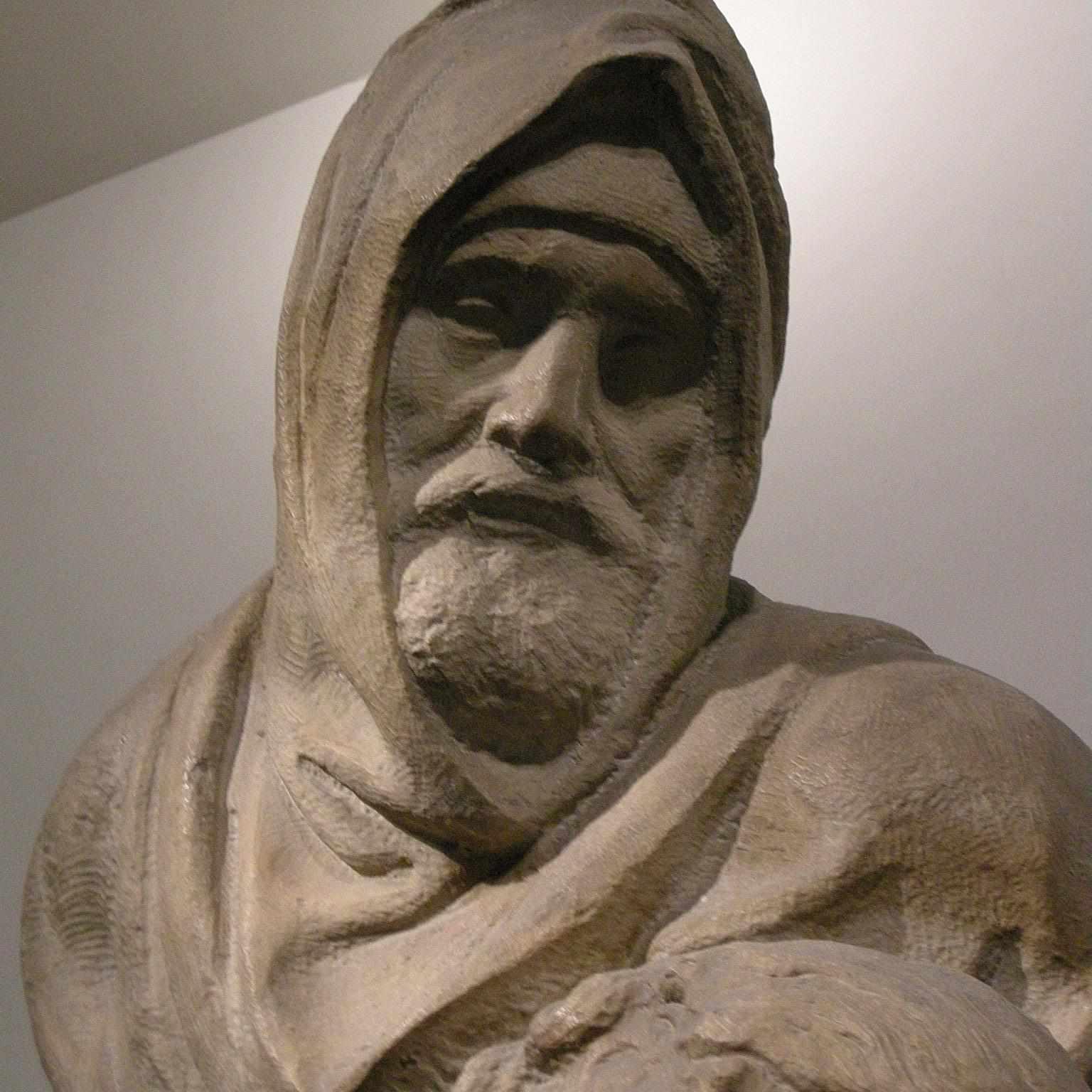 Michelangelo as Nicodemus