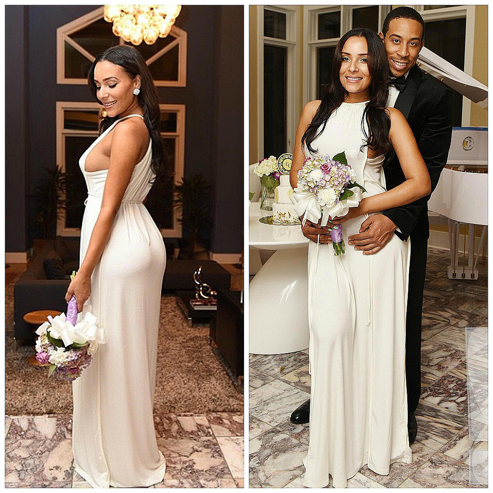 The 7 Best Hip-Hop Wedding Dresses