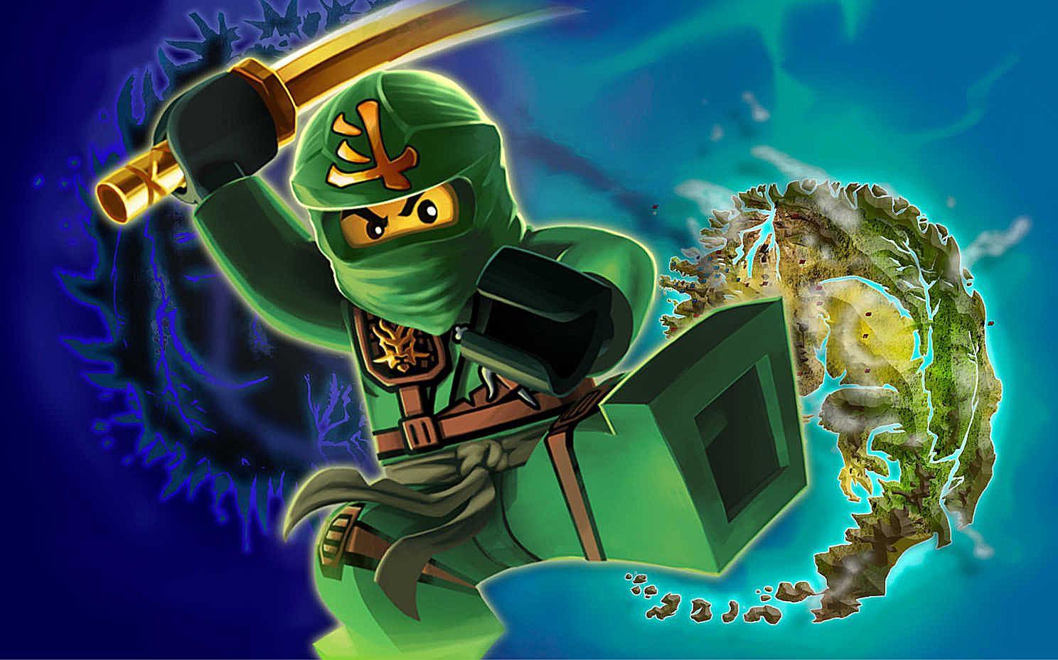 X Blades Gameplay 6 LEGO Ninjago Games T...