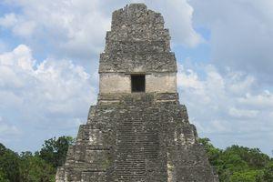 Tikal (Guatemala), temple 1