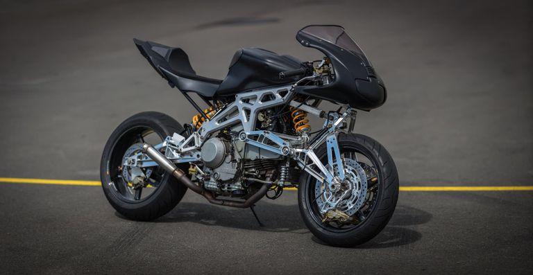 Motoinno Motorcycle Suspension System