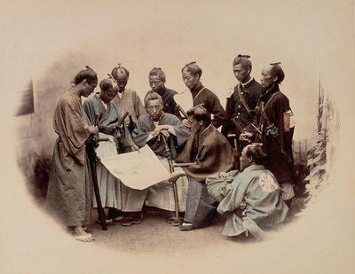 The 47 Ronin: A Japanese Samurai Tale