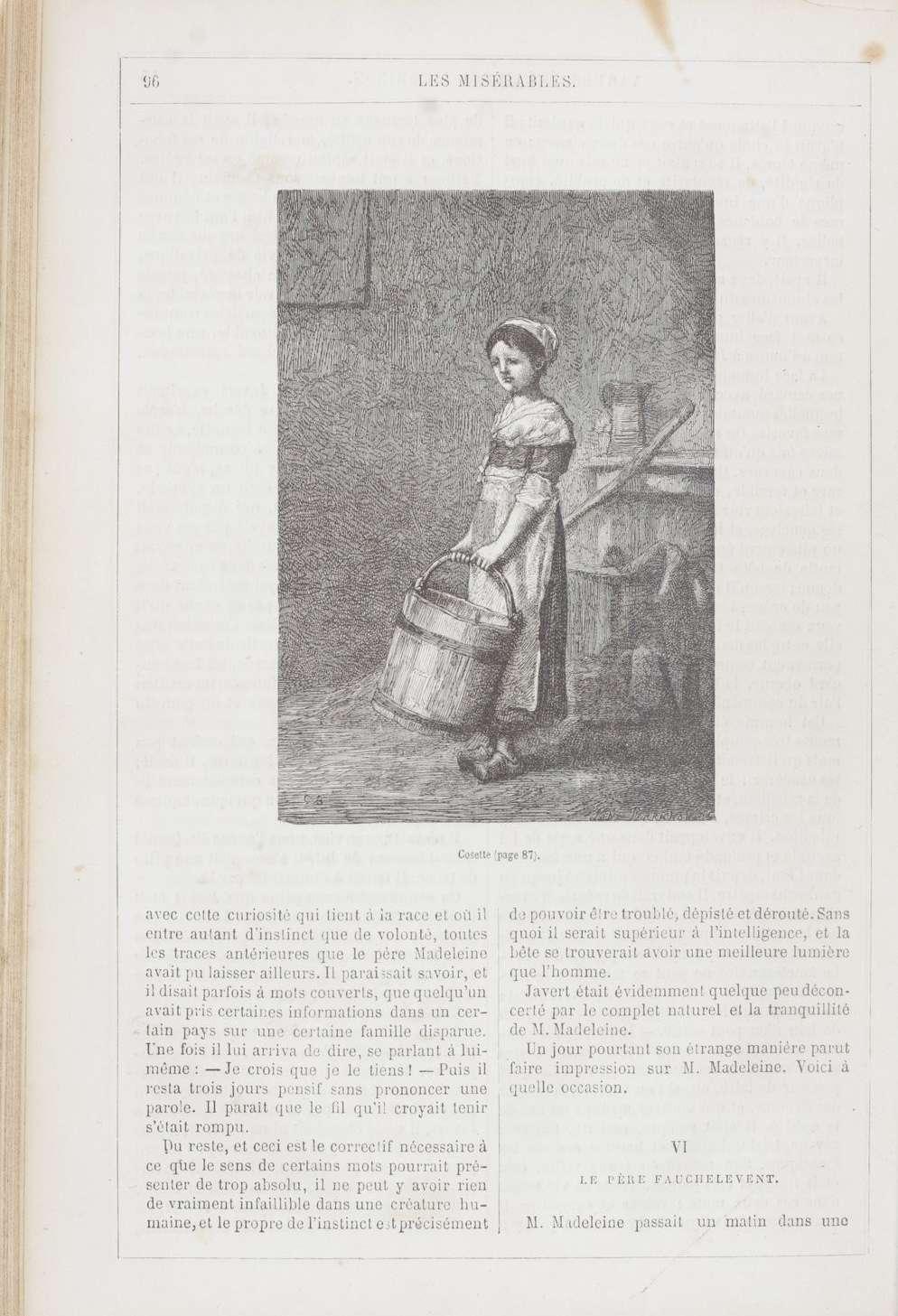 Les Misérables ([Edition illustrée]) by Victor Hugo