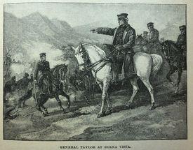 General Zachary Taylor at Buena Vista