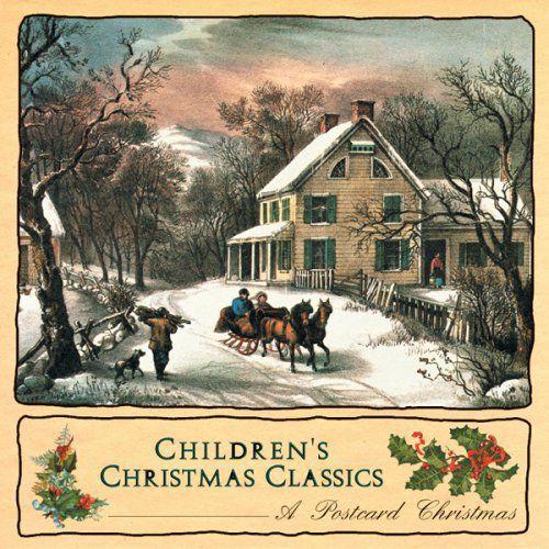 A Postcard Christmas album cover. Lifestyles Music